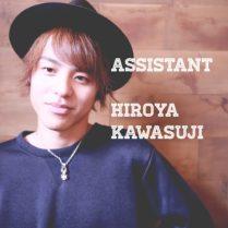 HIROYA KAWASUJI