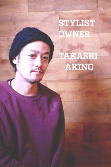 TAKASHI AKINO